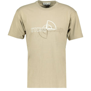 You added <b><u>Stone Island Logo Printed T-Shirt Beige</u></b> to your cart.