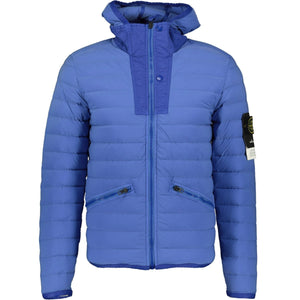 You added <b><u>Stone Island Loom Woven Down Jacket Blue</u></b> to your cart.