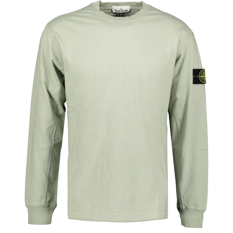 Stone Island Mint Sweatshirt - chancefashionco