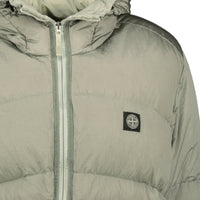 Stone Island Nylon Metal Watro Down Jacket - chancefashionco