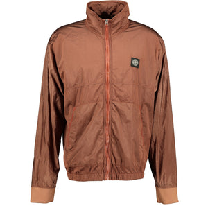You added <b><u>Stone Island Nylon Metal Zip Jacket Brown</u></b> to your cart.