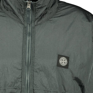 Stone Island Nylon Metal Zip Jacket Steel Grey - chancefashionco