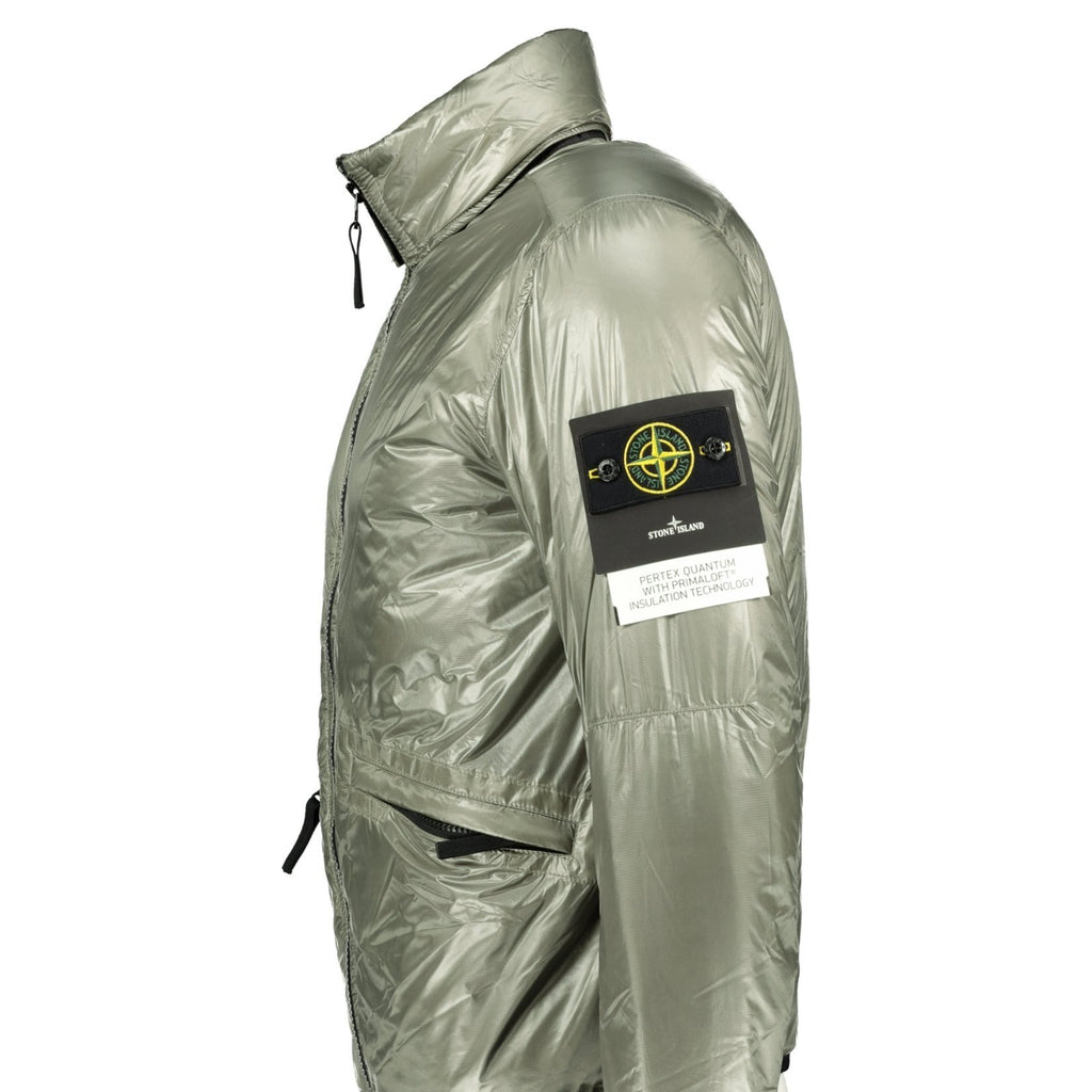 Stone Island Pertex Quantum Jacket Grey - chancefashionco