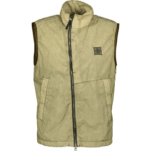 You added <b><u>Stone Island Resin Poplin TC Gilet</u></b> to your cart.