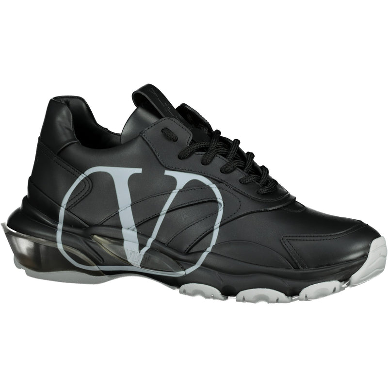 Valentino 'V' Bounce Black Trainers - chancefashionco