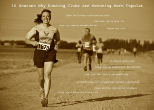 10 Reasons Why Running Clubs Are Becoming More Popular