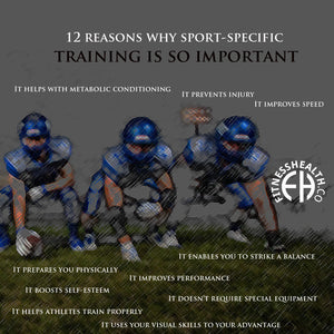 12 reasons why sport-specific training is so important