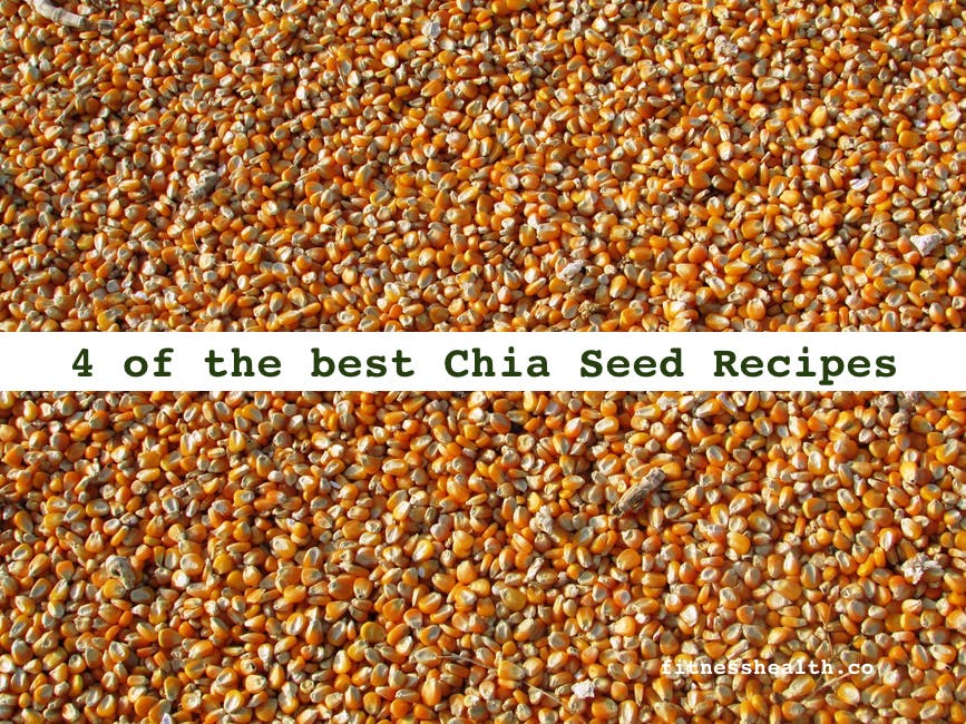 4 of the best Chia Seed Recipes