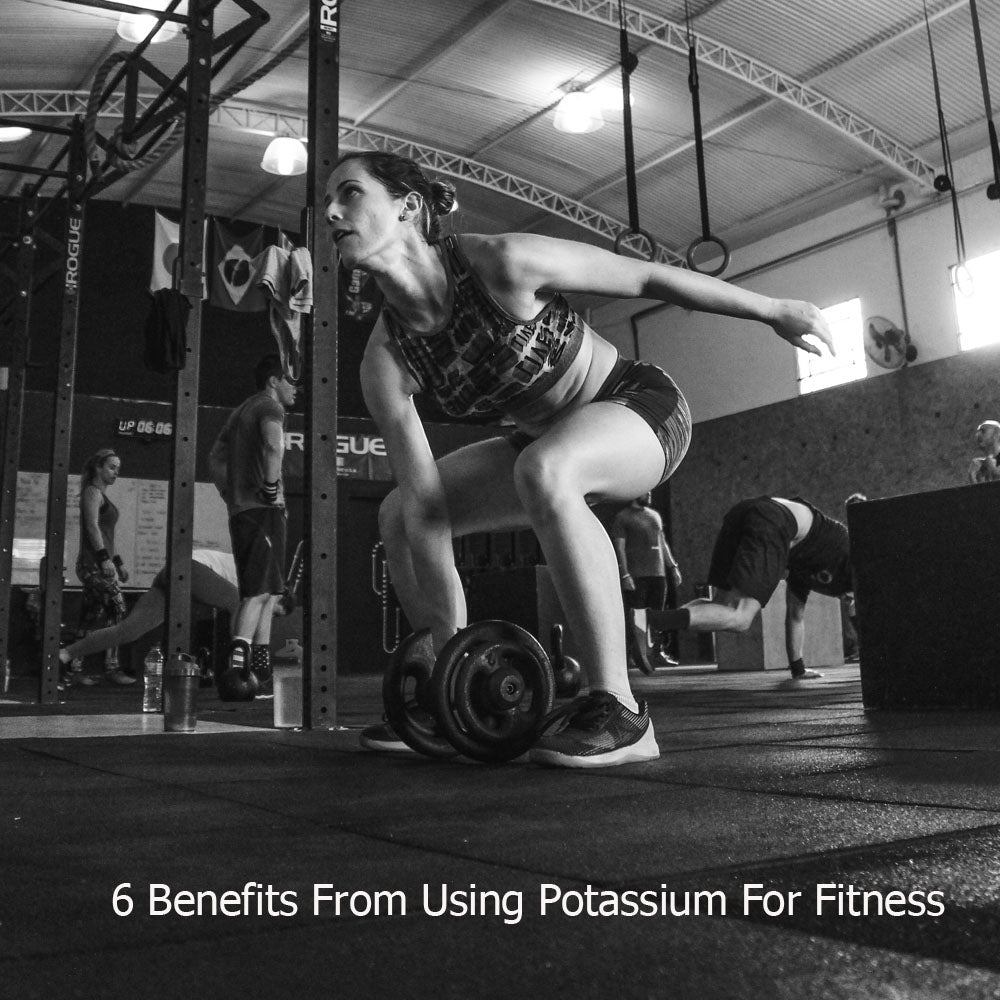 6 Benefits From Using Potassium For Fitness