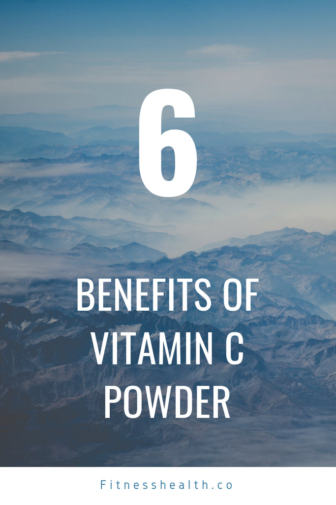 6 Benefits Vitamin C Powder