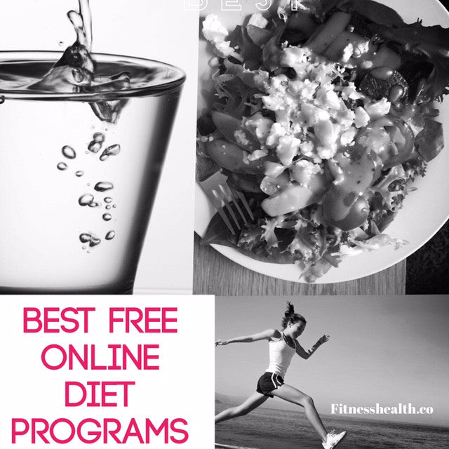 Best Free Online Diet Programs