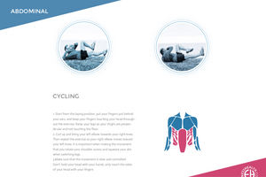 CYCLING AB EXERCISE