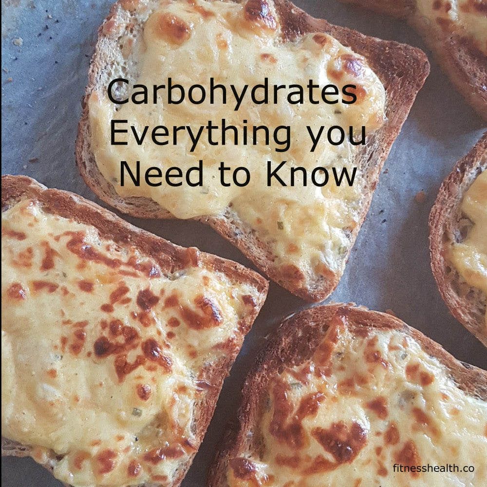 Carbohydrates Everything you Need to Know