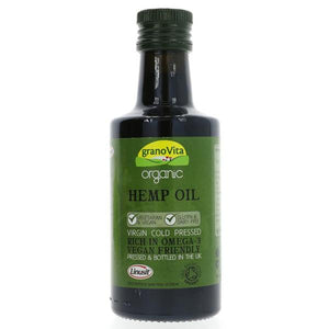 Should I use Organic Hemp Oil ? or not ?