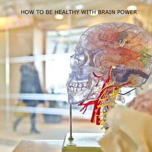 how to be healthy with brain power
