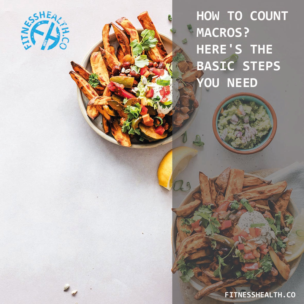 HOW TO COUNT MACROS? HERE'S THE BASIC STEPS YOU NEED