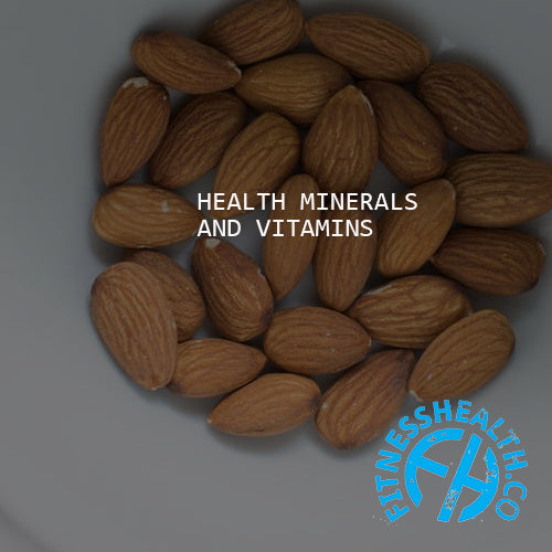 Health Minerals and Vitamins