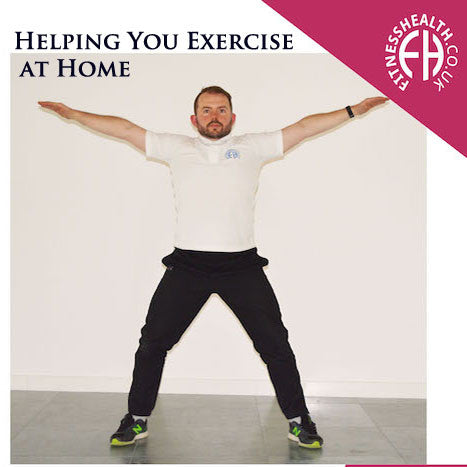 Helping You Exercise at Home