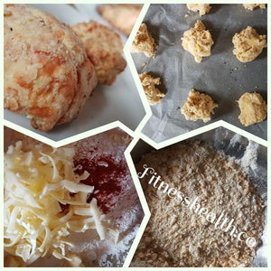 How to make and bake Cheese Scones