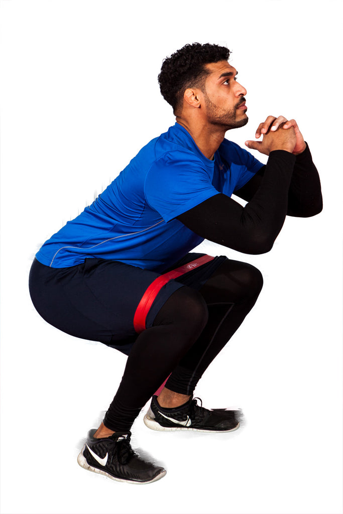 Leg Resistance Loop Bands: Great Way to Focus on Your Lower Body Strength