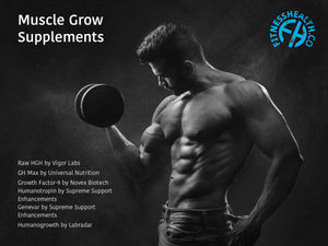 Muscle Growth Supplements - Best of