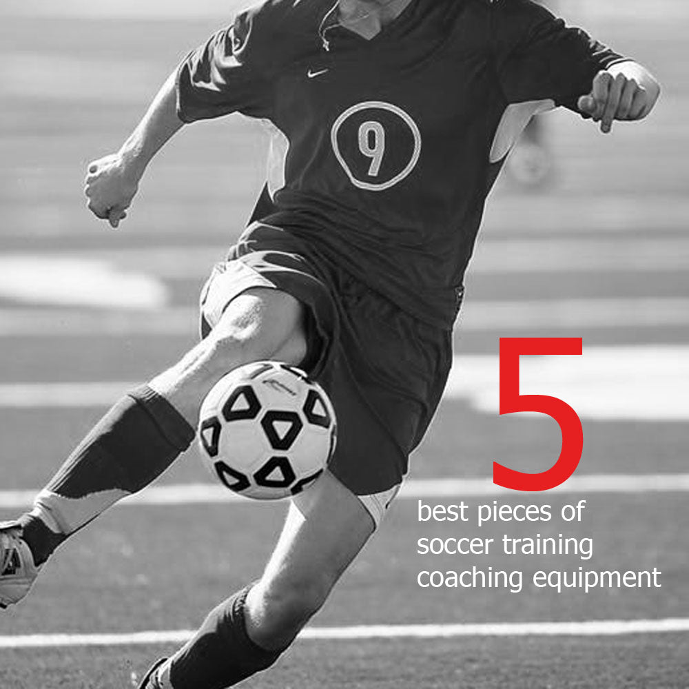 The 5 best pieces of soccer training coaching equipment