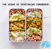 The Vegan Vs Vegetarian Conundrum