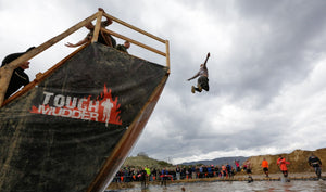 How tough is Tough Mudder?