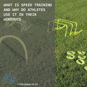 WHAT IS SPEED TRAINING AND WHY DO ATHLETES USE IT IN THEIR WORKOUTS