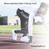 Where Sprinters Start Training First?
