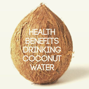 Fitness Benefits of Coconut Water