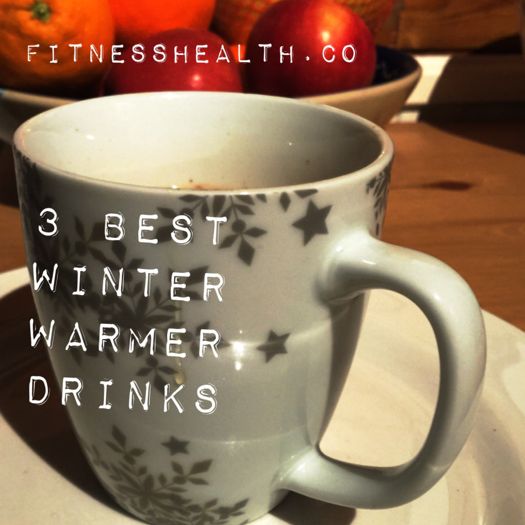 3 Best Winter Warmer Drinks
