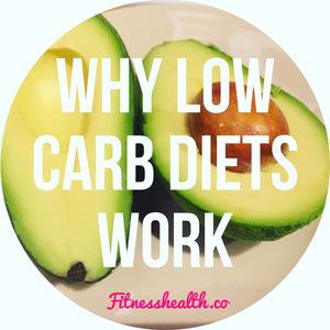 Why low carb diets work