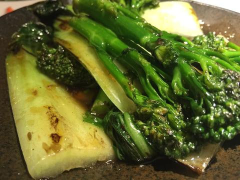 Stir Fried Greens