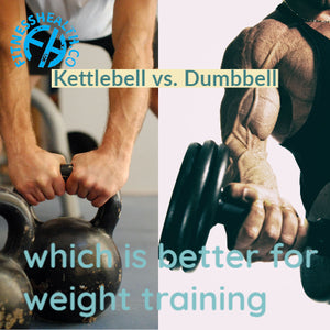 Kettlebell vs. dumbbell: which is better for weight training