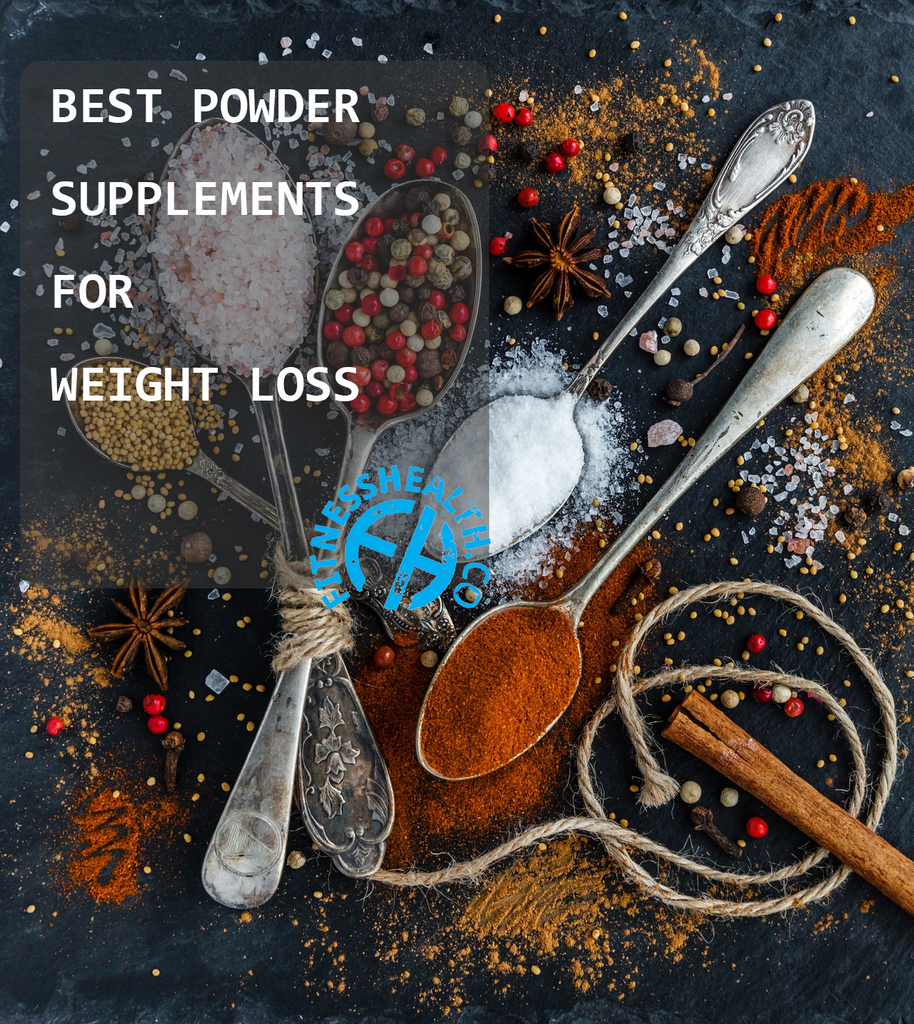Best Powder Supplements For Weight Loss