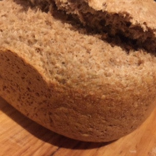 Wholemeal Bread Loaf Recipe