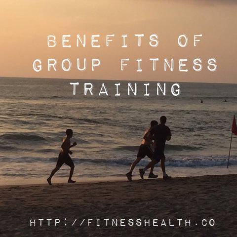 Benefits of group fitness training
