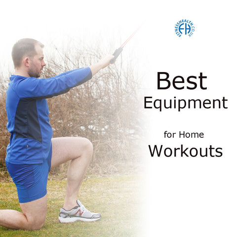 Best  Equipment's for Home Workouts