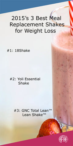 Meal Replacement Shakes For Weight Loss Best
