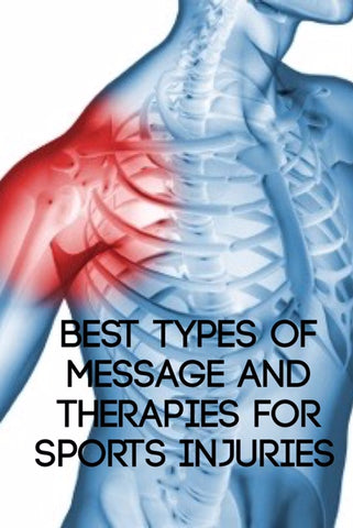 Best Types of Massage and Therapies for Sports Injuries