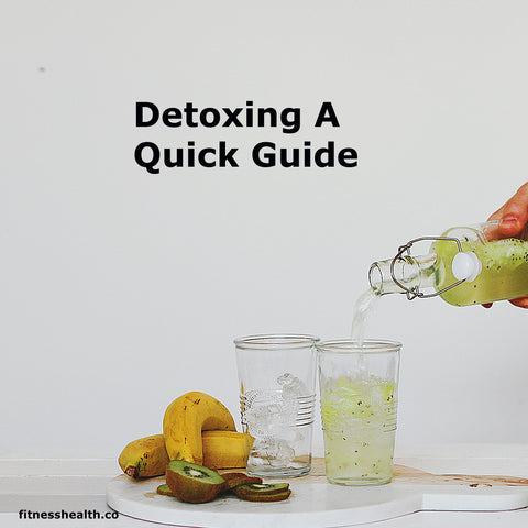 What is detox or detoxification