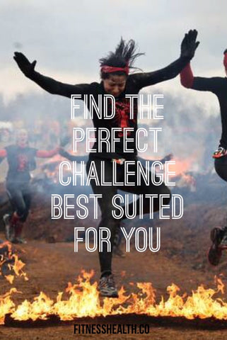 How to Find a Challenge Best Suited For You