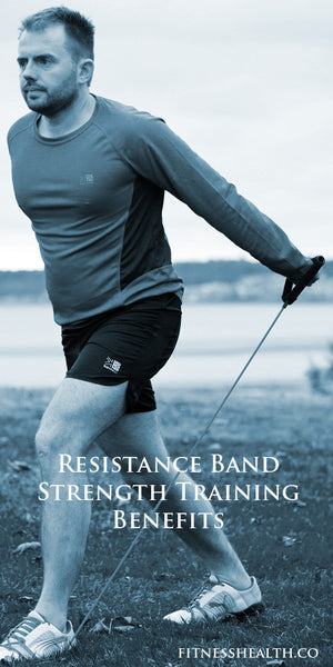 Resistance Band Strength Training Benefits