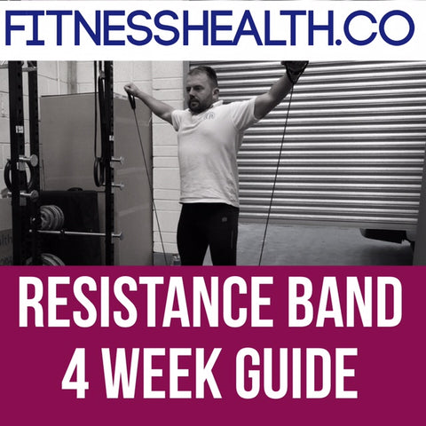 Resistance band 4 week guide