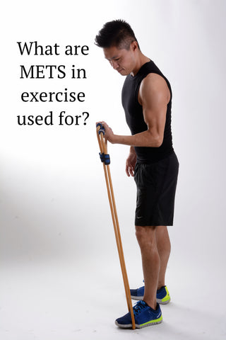 What are METS in exercise used for?
