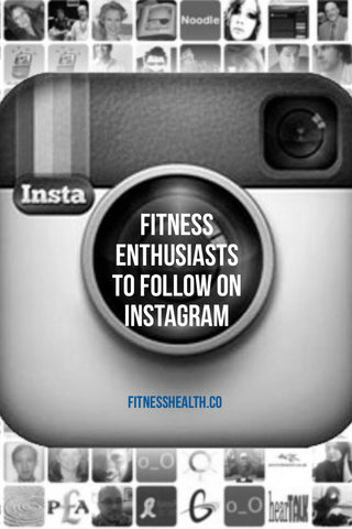 Top 5 Fitness Enthusiasts to Follow on Instagram