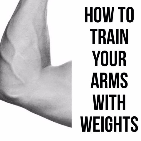 How to train your arms