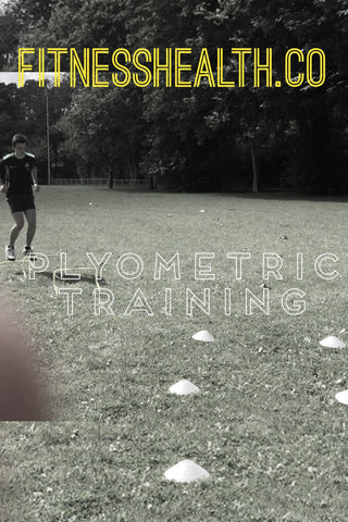 Plyometric Training Session