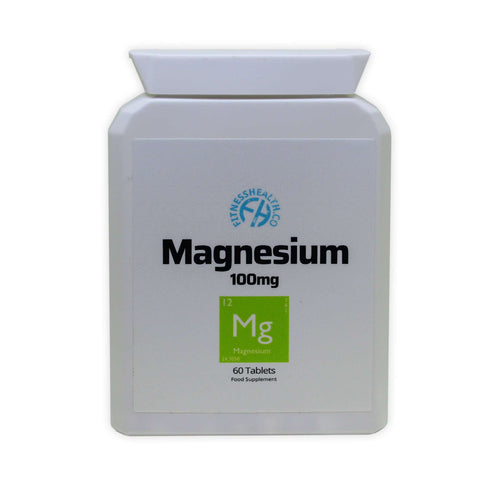 Magnesium 100mg High Strength